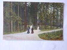 Ansichtskarte Kaiserslautern um 1900 Partie am Waldschlösschen