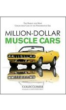 Million Dollar Muscle Cars (Shelby GTO Hemi Yenko Camaro Charger Nova) Buch book