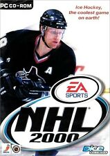 NHL 2000, PC CD-Rom Game.