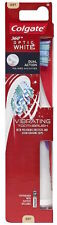 Colgate 360 Optic White Dual Action Vibrating Toothbrush, Soft