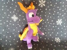 "PLAYSTATION SPYRO DRAGON SOFT PLUSH TOY 12"" TALL PLAY BY PLAY IMMACULATE"