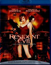 USED  BLU-RAY // RESIDENT EVIL - DEGENERATION //