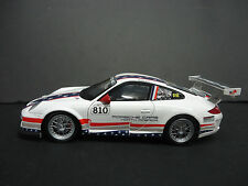 Welly Porsche 911 GT3 Cup M. Snow #810 1/18 High End Version