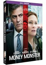 DVD *** MONEY MONSTER *** George Clooney, Julia Roberts  ( neuf sous blister )