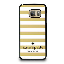KATE SPADE GOLD Samsung Galaxy S3 S4 S5 S6 S7 Edge Note 3 4 5 Phone Case Cover