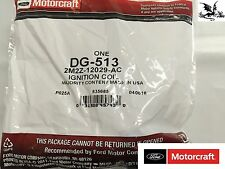 * Brand New * Genuine OEM Motorcraft DG-513 Ignition Coil * SHIPS TODAY *