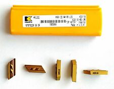 NPL332 KNGX220408L32 KC9110 TOP NOTCH KENNAMETAL PACK OF 5 INSERTS FACTORY PACK