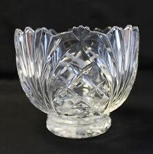 """Fifth Avenue Crystal Wellington 5"""" Bowl Leaded Multi Purpose Candy Dish Nuts"""