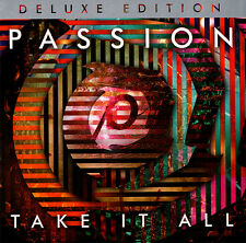 Passion- Take It All [Deluxe Edition] CD + DVD 2014  * NEW * STILL SEALED *