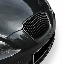 Badgeless debadged slatted grill for Seat Leon K 1P Altea 5P 2009-2012 facelift