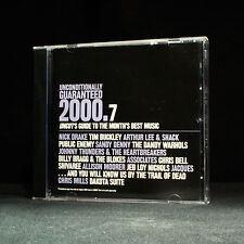 Bedingungslos Garantiert 2000.7 - Nick Drake, Tim Buckley, Jacques - musik cd