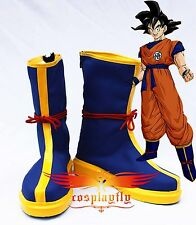 Dragon Ball Z Cosplay GoKu cosplay shoes boots custom made any size