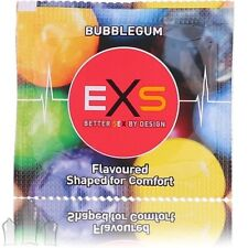 25 Exs Bubblegum Rap Condoms Bubblegum Aroma CE Marks Free Fast Post Discreet