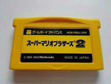 GBA Super Mario Bros. 2 Japan Gameboy Advance Famicom mini  F/S