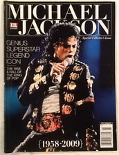 MICHAEL JACKSON MAGAZINE, XXL COLLECTOR'S ISSUE 2009, MJ THRILLER KING OF POP