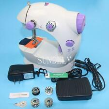 High quality Hemline Mini Sewing Machine 2 Speed Ideal For Beginners & Kids New
