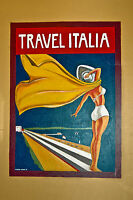 250 Vintage Travel Poster Art  Travel Italia Italy *FREE POSTERS
