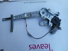 rover 45 mg zs window regulator - n/s rear