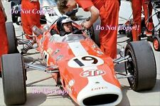 Jim Clark STP Lotus Ford 38/4 Indianapolis 500 1966 Photograph 8