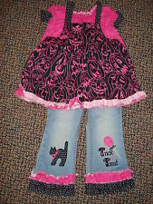 CUSTOM RESELL HALLOWEEN 3 PIECE OUTFIT SIZE 3T