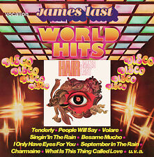 James Last & His Orchestra - World Hits & Hair - 2CDSML8507