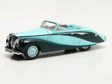 Matrix Daimler DB18 Empress Convertible Hooper 1951 1:43 MX40402-041