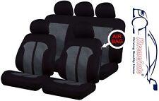 9PCE ISLINGTON FULL SET OF CAR SEAT COVERS FOR Hyundai i10 i20 i30 i4
