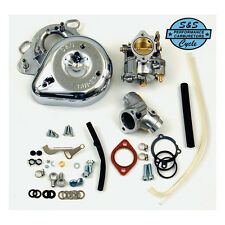 "KIT CARBURATEUR S&S ""Super E"" SPORTSTER 91 A 2003 HARLEY DAVIDSON"