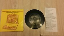 Experimental Audio Research - Data Rape (Part 9) etched limited edition 7 inch