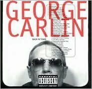 Back In Town - Carlin, George - CD New Sealed