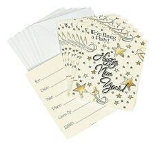 Count Down To New Year's! Invitations (8 Count)