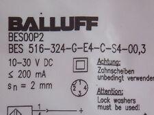 BALLUFF SENSOR BES 516-324-G-E4-C-S4-00,3 #BES00P2