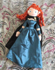"Disney Store Pixar Brave Merida 20"" Plush Doll"