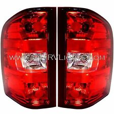TIFFIN ALLEGRO RED 2013 2014-2016 PAIR TAIL LAMP LIGHT TAILLIGHTS REAR RV
