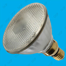 2x 120W Par 38 Reflector Flood Light Bulb, ES E27 Screw Dimmable Security Lamp