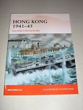 Hong Kong 1941-45: First strike in the Pacific War (New)