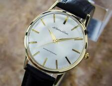 Seiko Liner Manual Hand Winding Japanase Vintage Watch Gold Plated Rare 60s L114