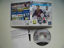 PS3 FIFA 14 (2013), Sony PlayStation 3 Probado