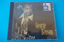 """GEORGE BENSON """" GUITAR GREATS  """" CD SMS 1992 NUOVO"""