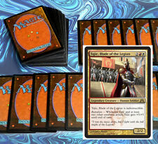 mtg RETURN TO RAVNICA BOROS DECK red white tajic Magic the Gathering rare cards