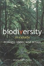 Biodiversity in Canada: Ecology, Ideas, and Action-ExLibrary