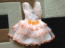 New  baby toddler girl clothes ,princess party dress 2T-3T months #