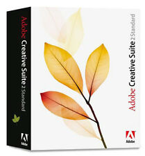 Adobe Creative Suite 2 cs2 Photoshop ILLUSTRATOR ID, download, consegna e-mail