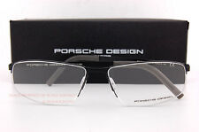 New Porsche Design Eyeglass Frames P8284 8284 A Black  Men Women