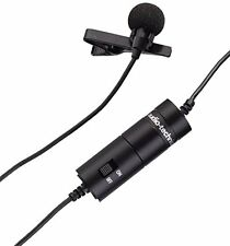 AudioTechnica omni-directional condenser ATR3350 lavalier? Microphone  para