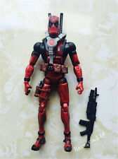 merveille rouge DEAD POOL action Figure Univers X Men Bande dessinée Jouet