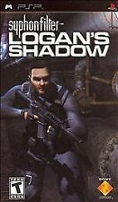 Syphon Filter: Logans Shadow (Sony PSP, *GAME ONLY*) Usually ships in 12 hours!!