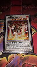 Trident Dragion - LC5D-EN237 - Secret Rare - 1st Edition - M/NM Yugioh