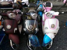 MOTORINO SCOOTER ELETTRICO BICICLETTA 48v pedalata assistita ECOLOGICO