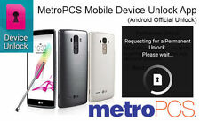 METROPCS T-MOBILE DEVICE UNLOCK APP BLACKLIST SUPPORTED  1-5days